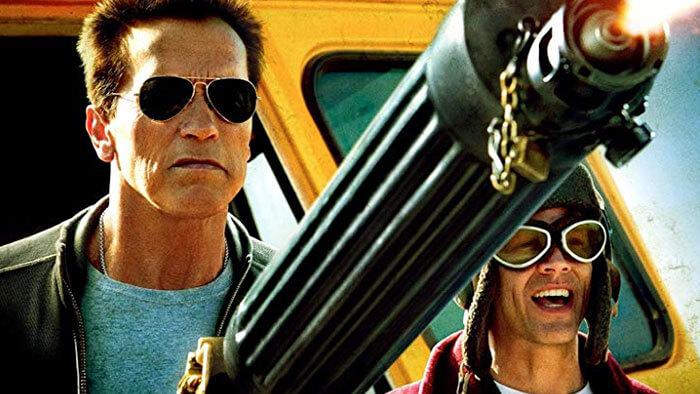 映画『ラストスタンド』ネタバレ感想。色んな武器でシュワってる!
